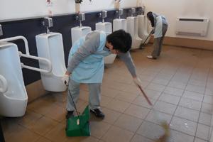 あぐりーむ(清掃)